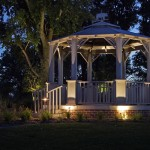 Outdoor Solar Gazebo Lights