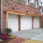 Over Garage Pergola Kit