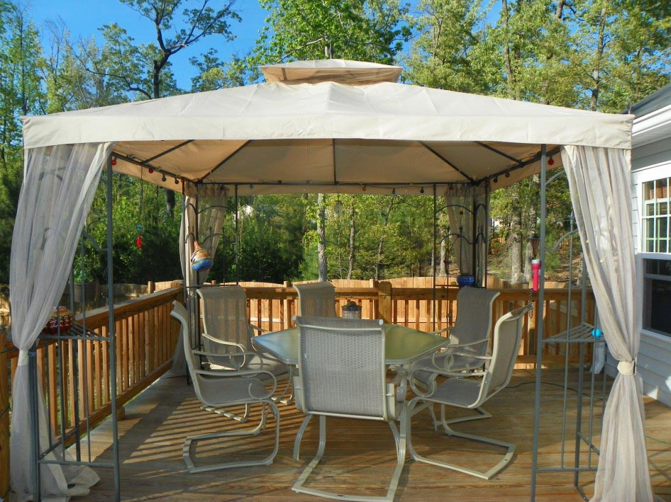 Patio Canopy Gazebo Tent
