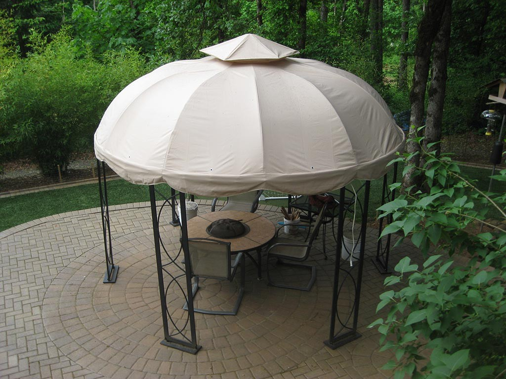 Pergola Canopy Cover Instructions