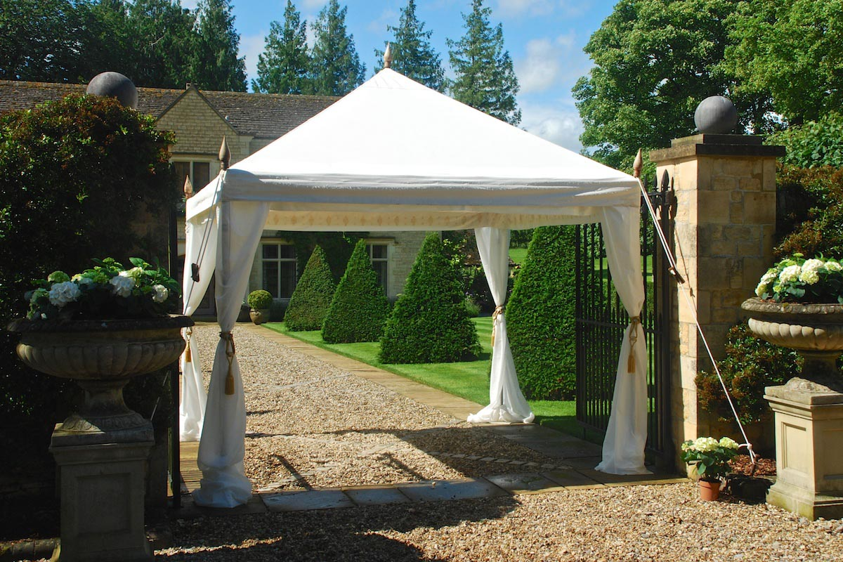 Pergola Canopy Fabric UK