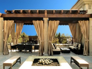 Pergola Covering for Shade