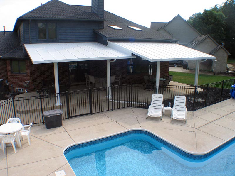 Pergola Patio Cover Kits