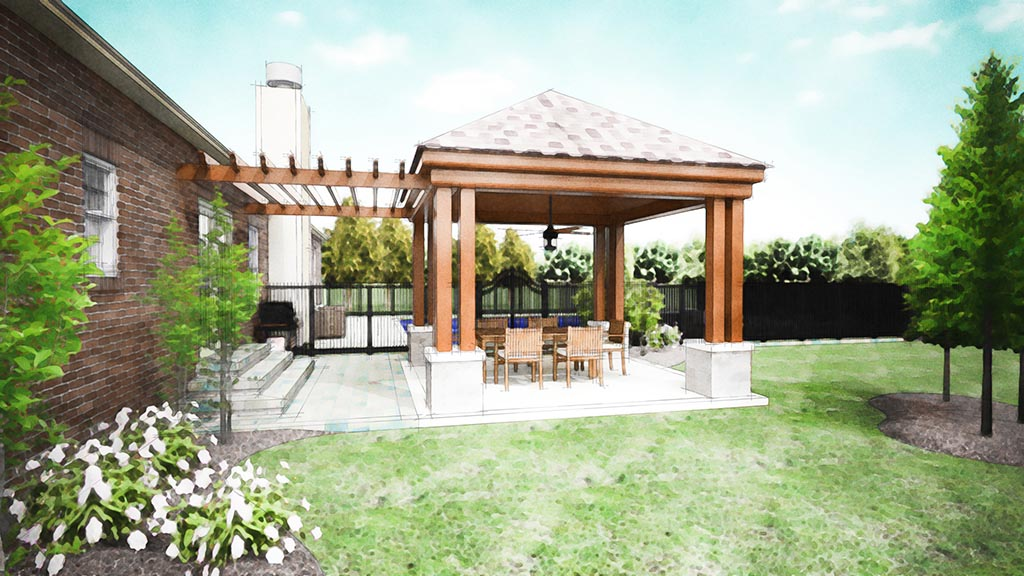 Pergola Patio Cover Plans