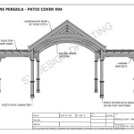 Pergola Retractable Canopy Plans