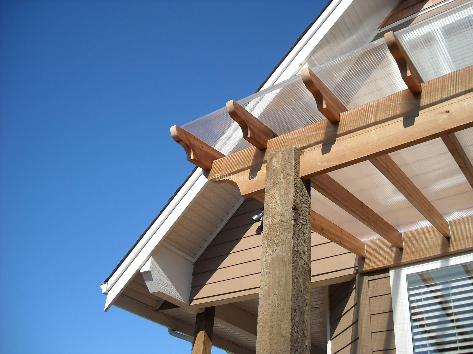 Pergola roof cover materials pergola design ideas for Roof covering materials