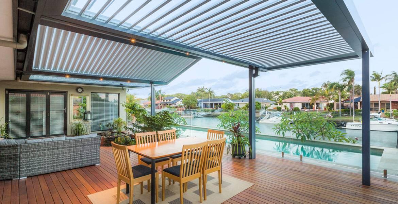 Pergola roofing material options pergola design ideas for Roof decking material options