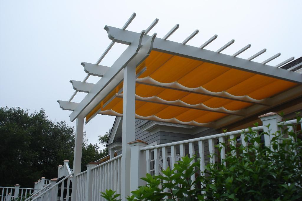 Pergola Shade Cover Ideas