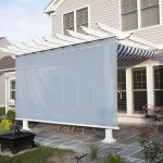 Pergola Solar Shade Covers
