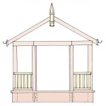 Plans for Building a Gazebo
