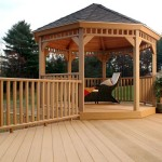 Plans for Building a Wooden Gazebo