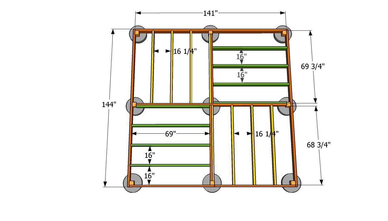Plans for Gazebo Square