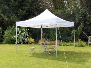 Pop Up Metal Frame Gazebo