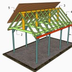 Rectangular Gazebo Building Plans