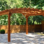 Red Cedar Gazebo Kits