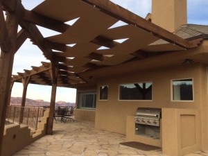 Retractable Pergola Canopy Hardware