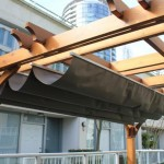 Retractable Pergola Roof DIY