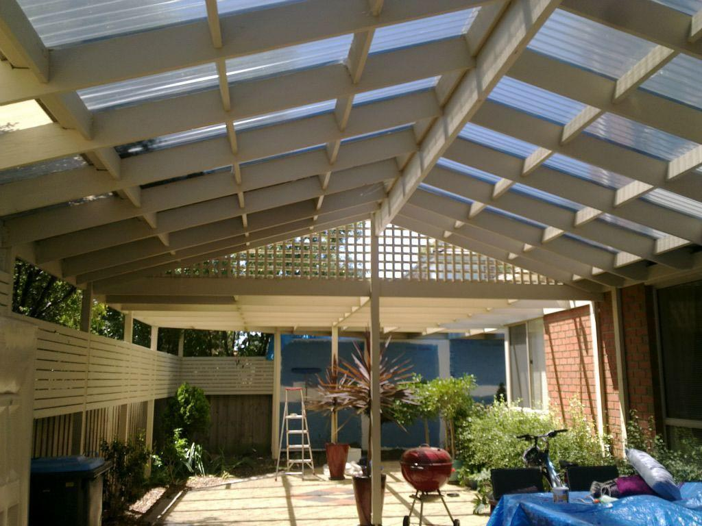 Retractable Waterproof Pergola Covers