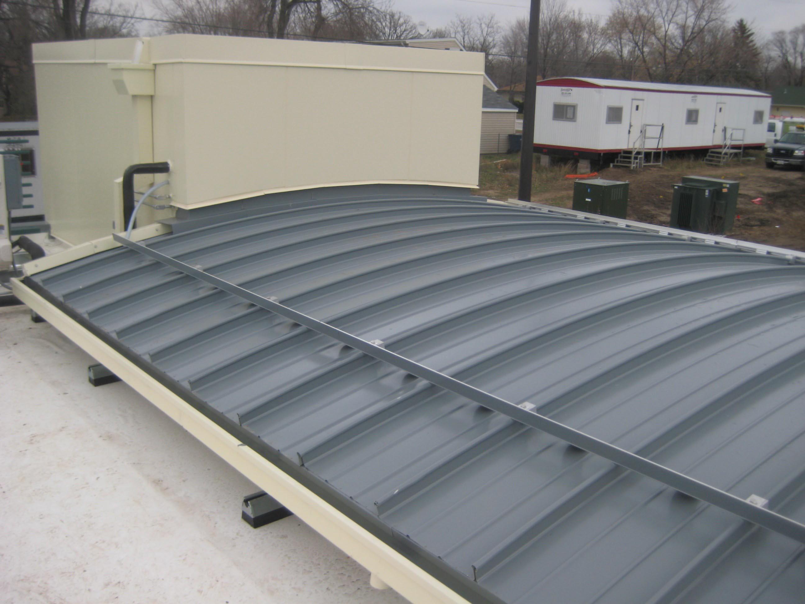 Roof Panels for Pergolas