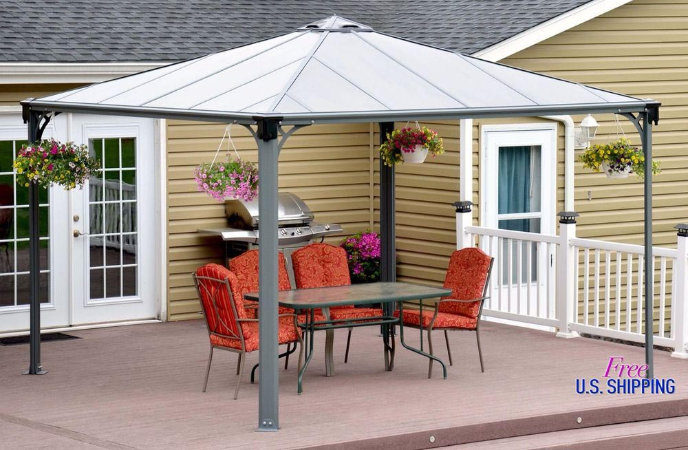 Royal Hardtop Gazebo 10x10