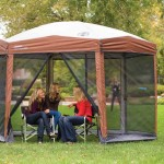 Screen Tent Gazebo Canopy