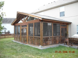 Screened in Gazebo Kits