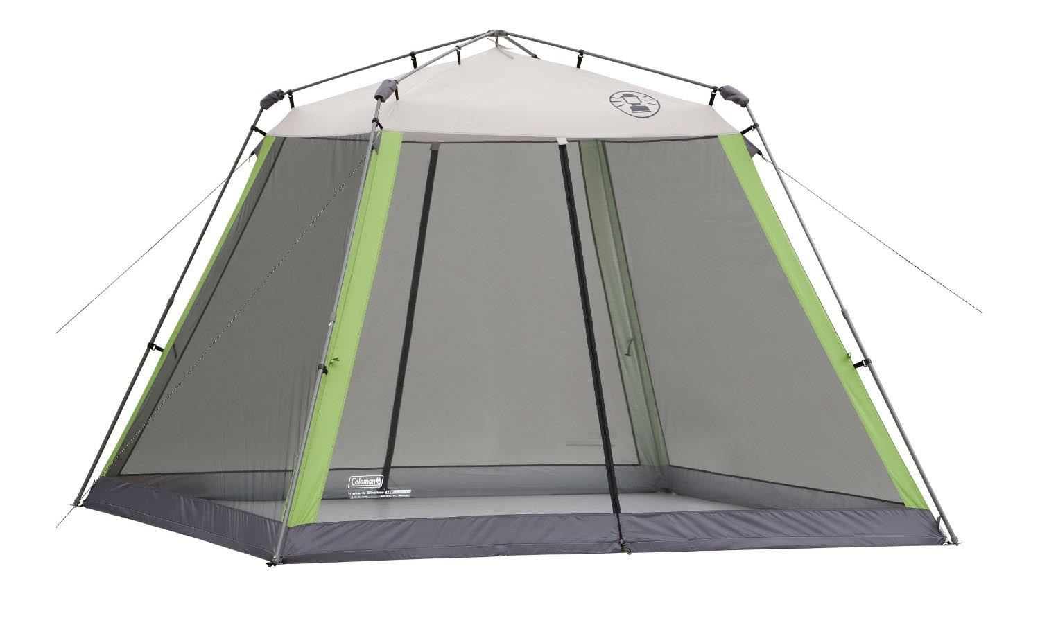 Screened Tent Gazebo Rain Flaps