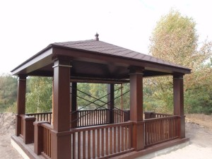 Simple Wooden Gazebo Plans