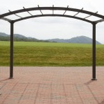 Small Metal Frame Gazebo