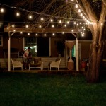 Solar Gazebo Hanging Lights
