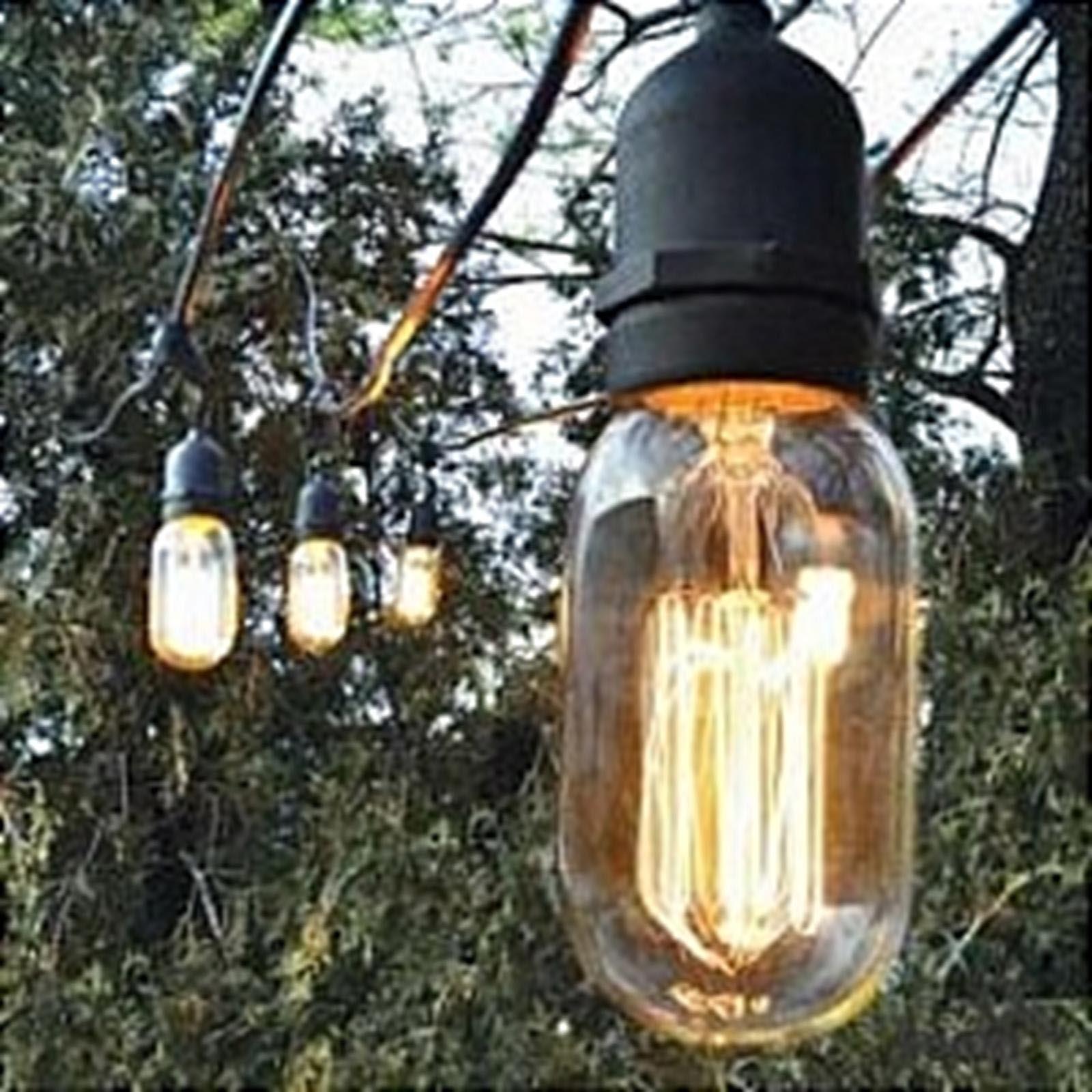 Solar Outdoor Gazebo Lighting