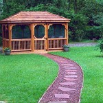 Square Screened Gazebo Kit