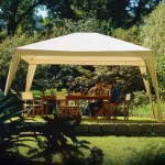 Sunjoy Aluminum and Steel Hardtop Gazebo
