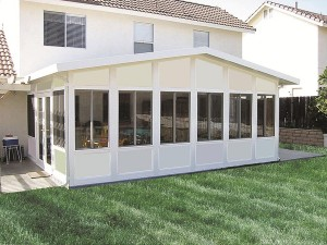 Vinyl Covered Pergola Kits