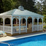 Vinyl Gazebo Kits Costco