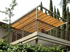 Waterproof Canvas Pergola Covers