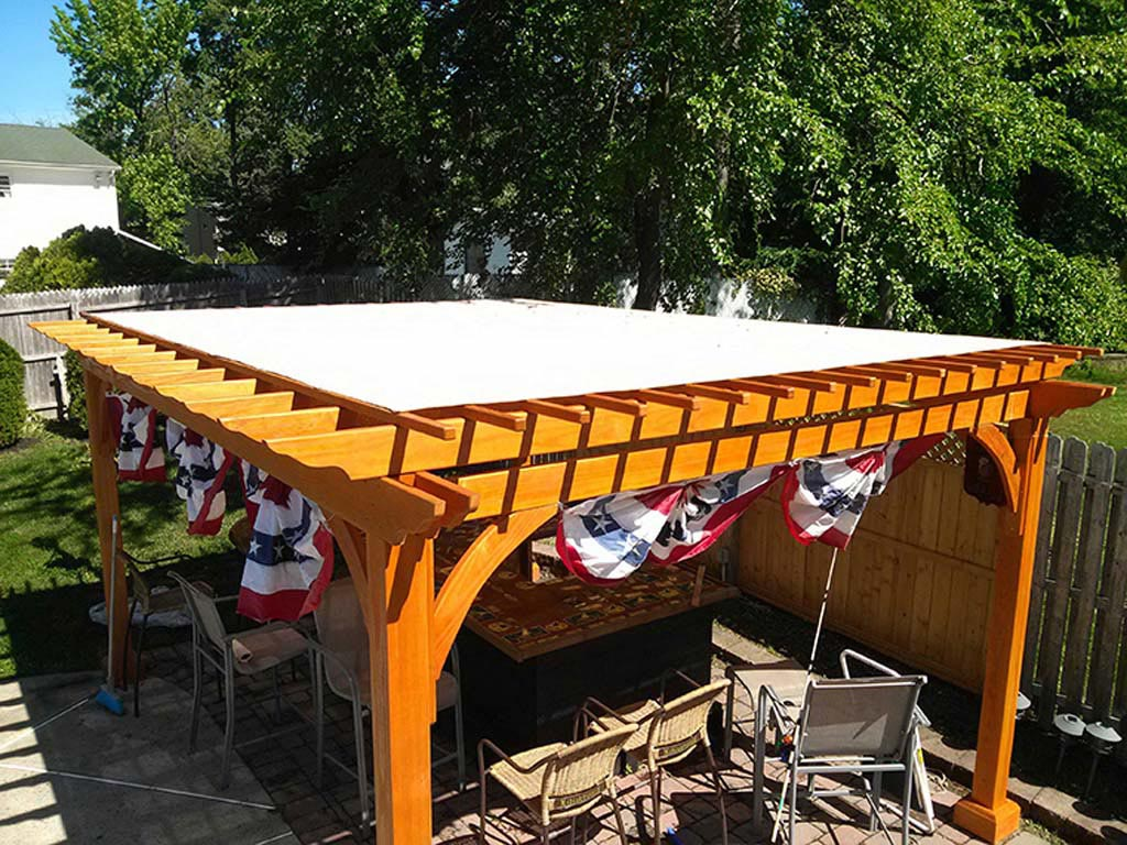 Waterproof Cover for Pergola