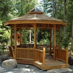 Wooden Gazebo Design Plans