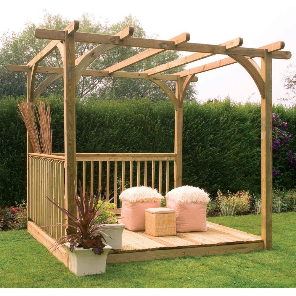 Wooden Gazebo Plans UK