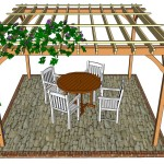 Wooden Square Gazebo Plans
